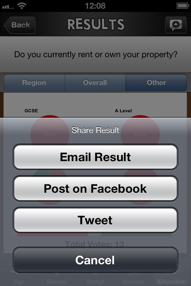 BallotBox Screenshot