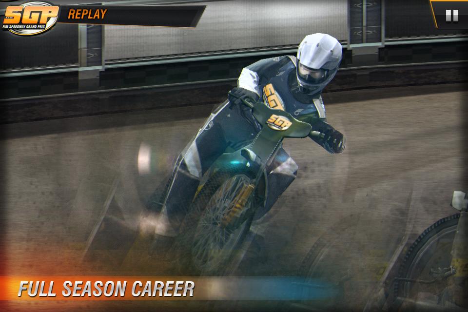 Speedway GP 2011 screenshot #3