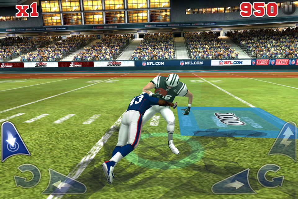 NFL Rivals screenshot #2