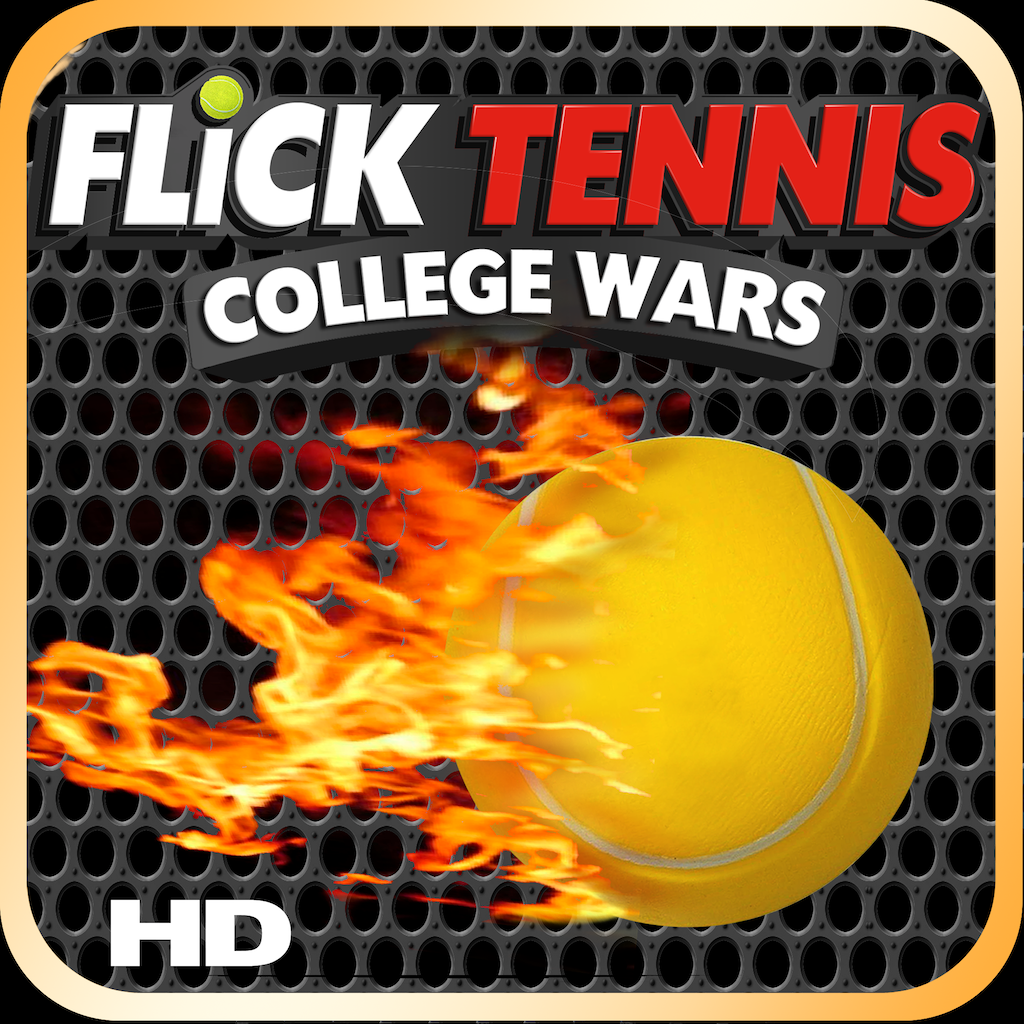Flick Tennis: College Wars HD