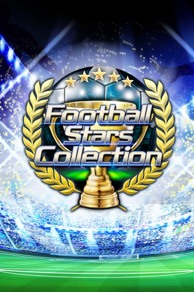 Football Stars Collection screenshot #1