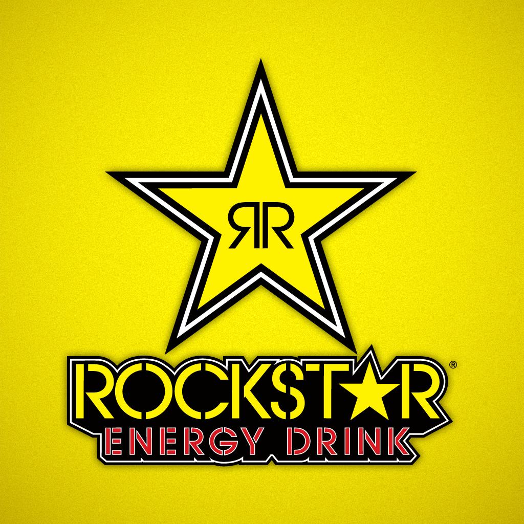 Official Rocksta...V Energy Logo