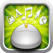 Mobile Mouse (Remote/Mouse/Trackpad/Keyboard for the iPad)
