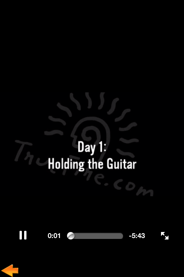 Guitar In 21 Days screenshot 3