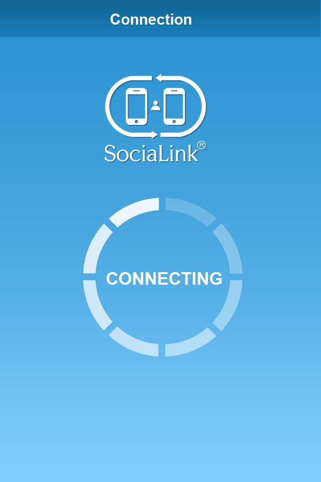 SociaLink Screenshot
