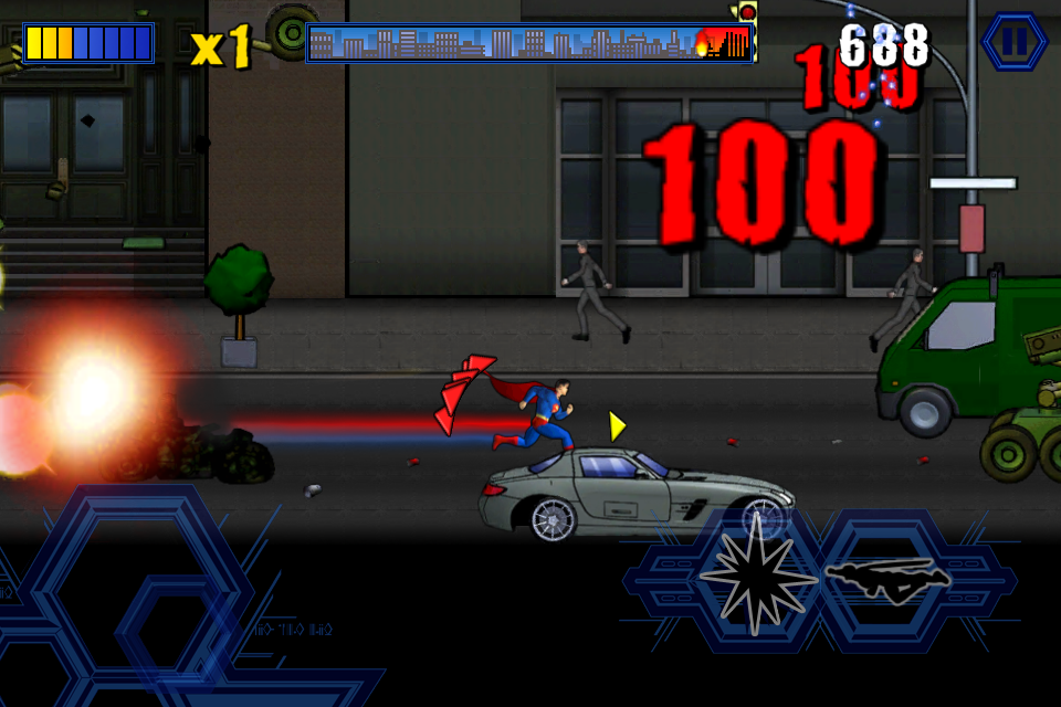 Superman screenshot #5
