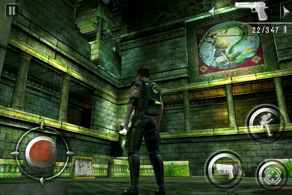 Shadow Guardian FREE screenshot 3