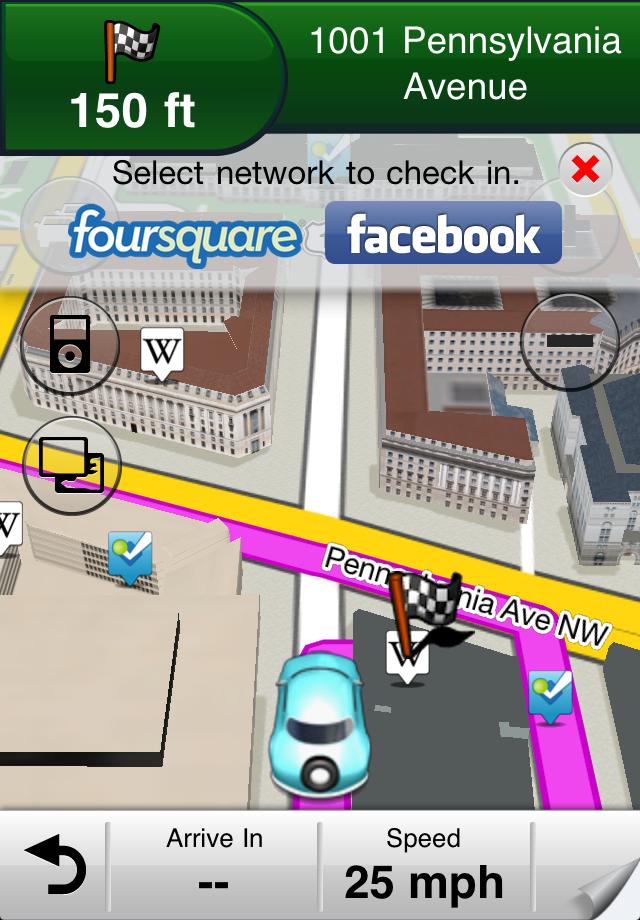 Garmin StreetPilot onDemand screenshot 2