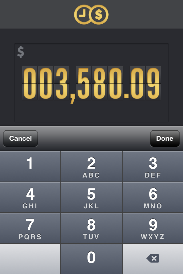 Your Time Is Money Screenshot
