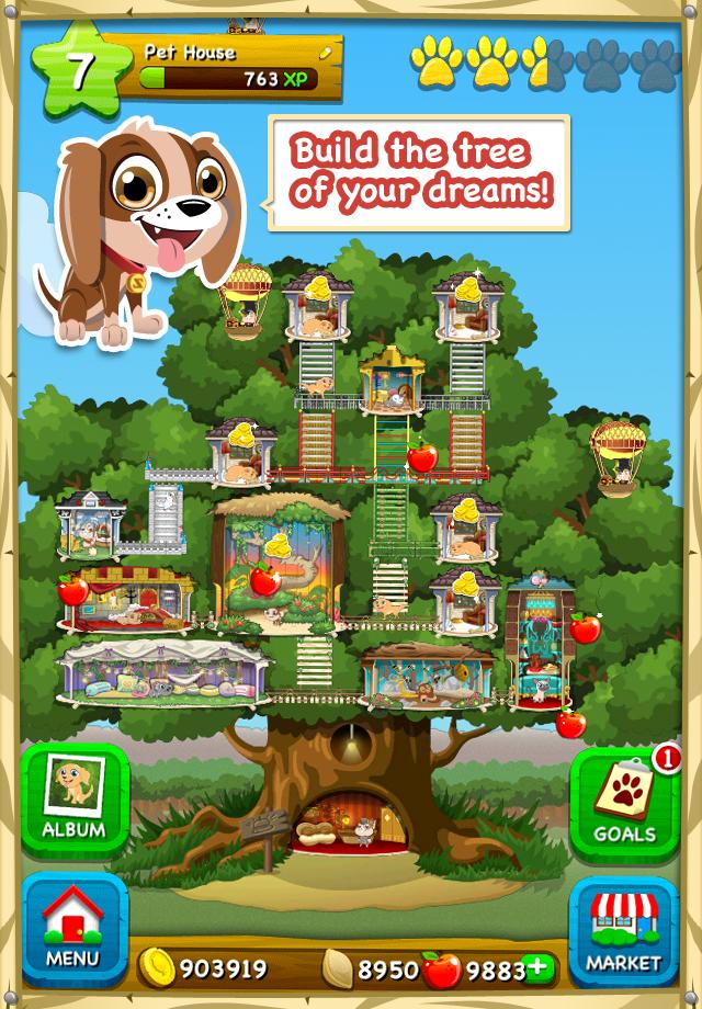 Dream PetHouse screenshot #1