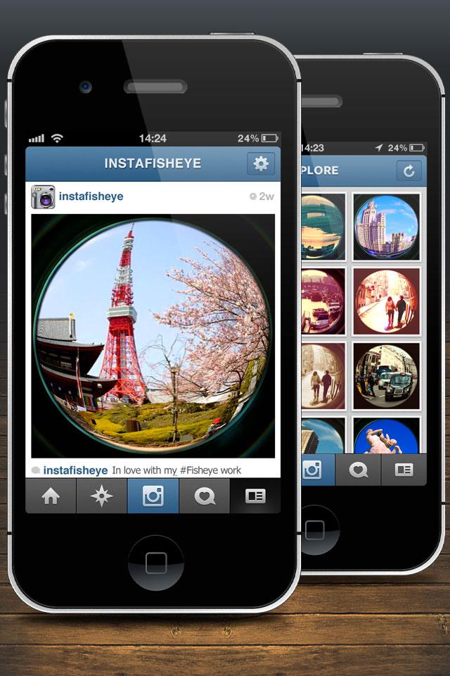 Free Fisheye App For Iphone