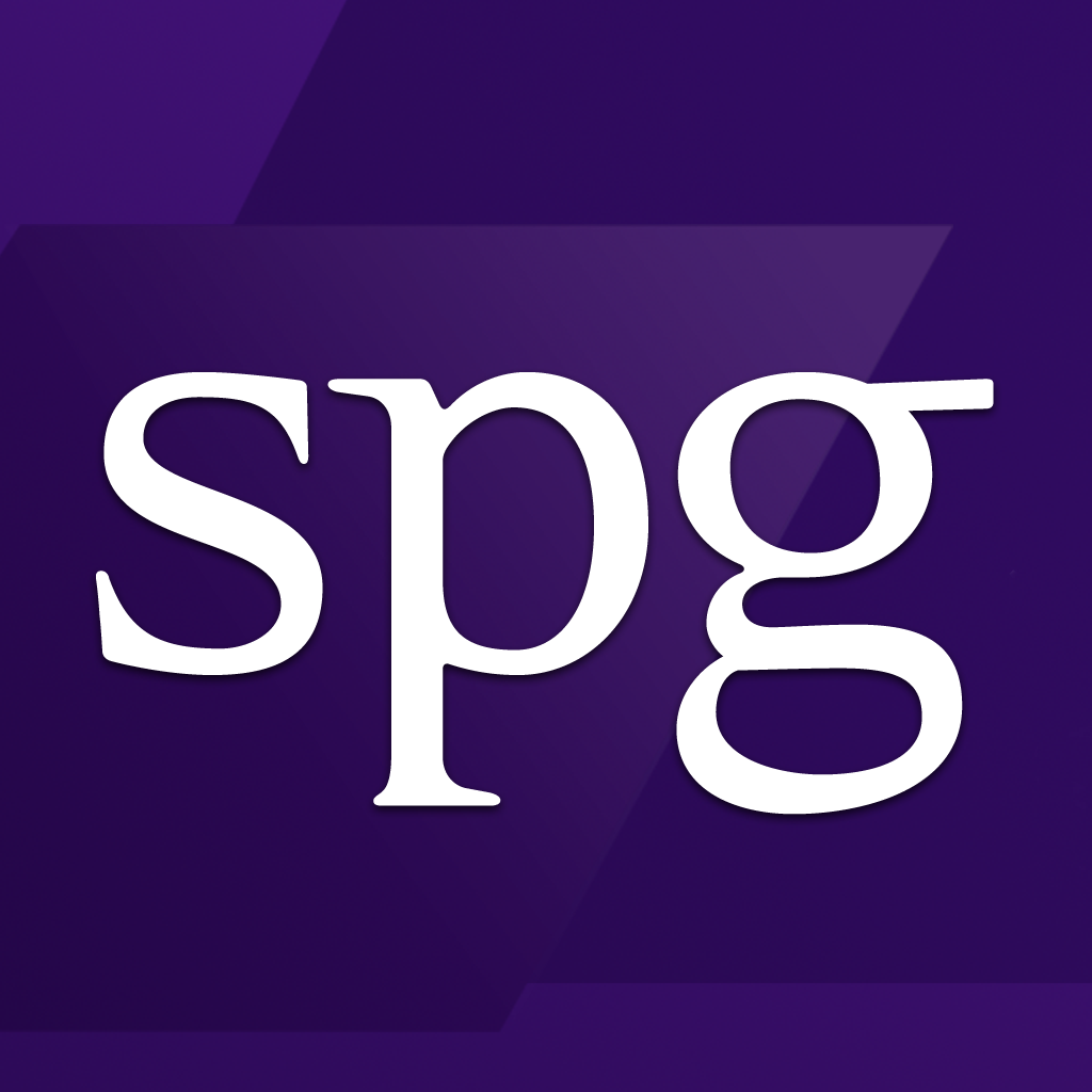 SPG: Starwood Hotels & Resorts