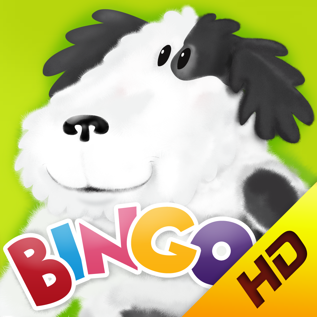The Bingo Song HD - Interactive Sing Along with Karaoke and Educational Activity Center for Kids