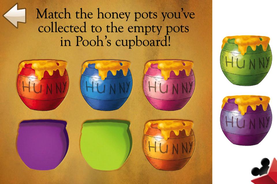 Winnie the Pooh Puzzle Book screenshot #4