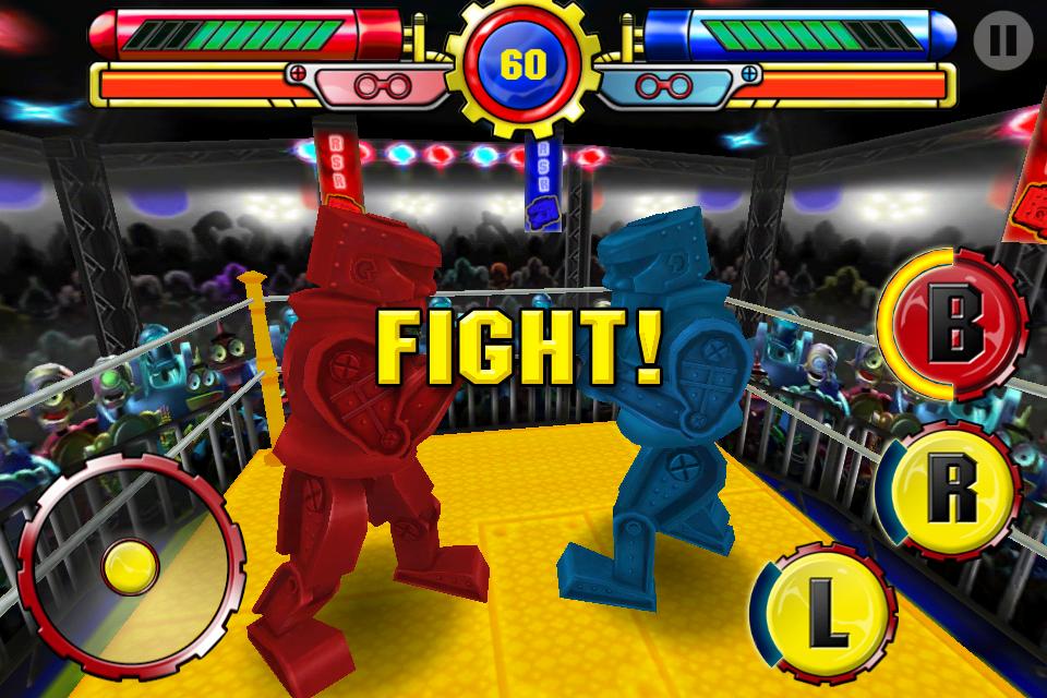 Rock 'em Sock 'em Robots™ screenshot 1