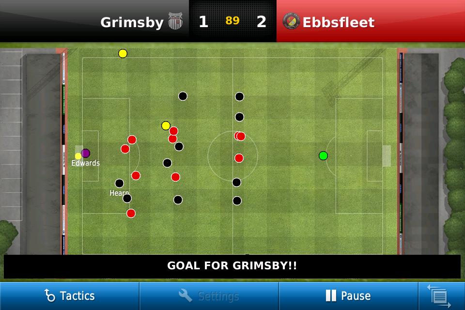 Football Manager Handheld™ 2012 (US and Japan) screenshot #5