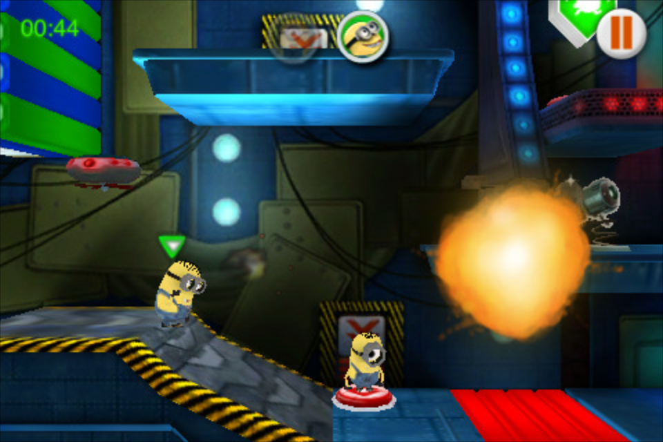 Despicable Me: Minion Mania screenshot #3