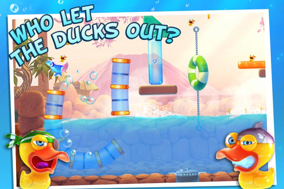Shark Dash FREE screenshot 4
