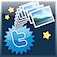 Twitter Photo Sender – Share Multi Photos and Videos on Twitter Icon