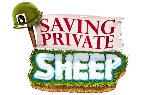 Saving Private Sheep FREE screenshot #5