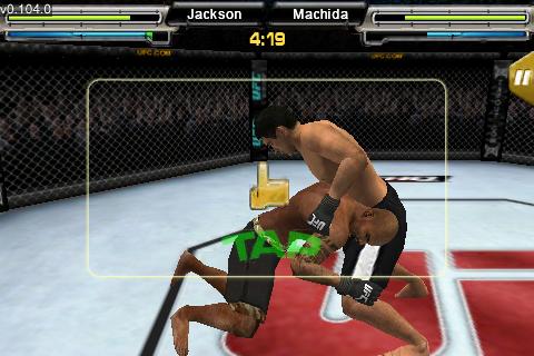 UFC® Undisputed™ screenshot #1