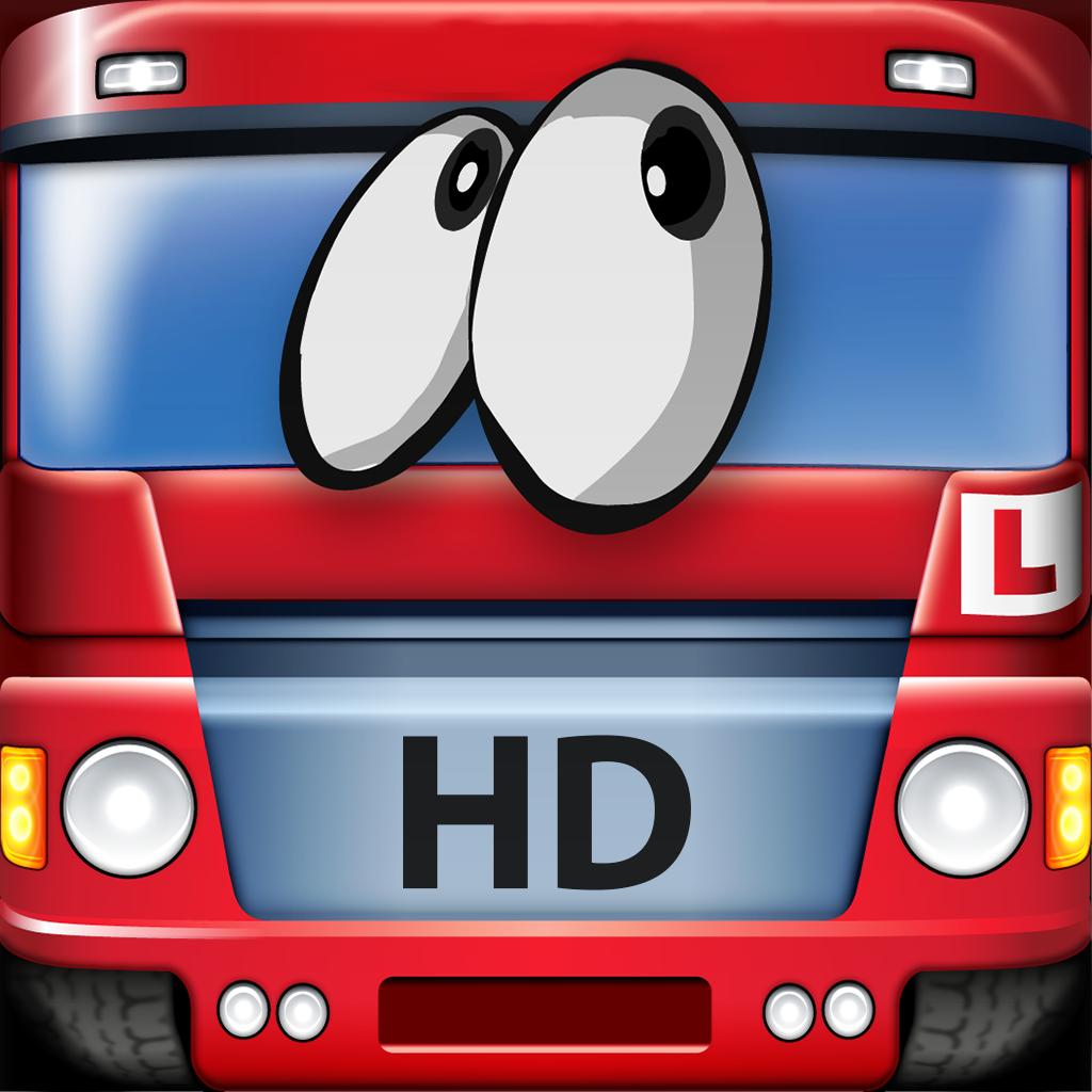 Car Toons! Driver License HD