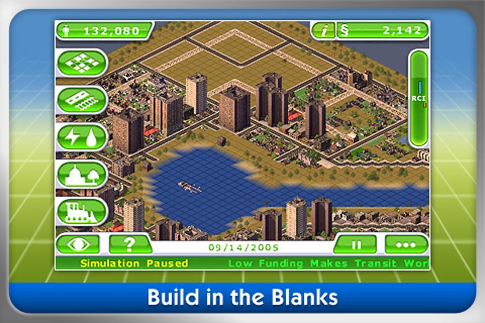 SimCity™ Deluxe FREE screenshot 1