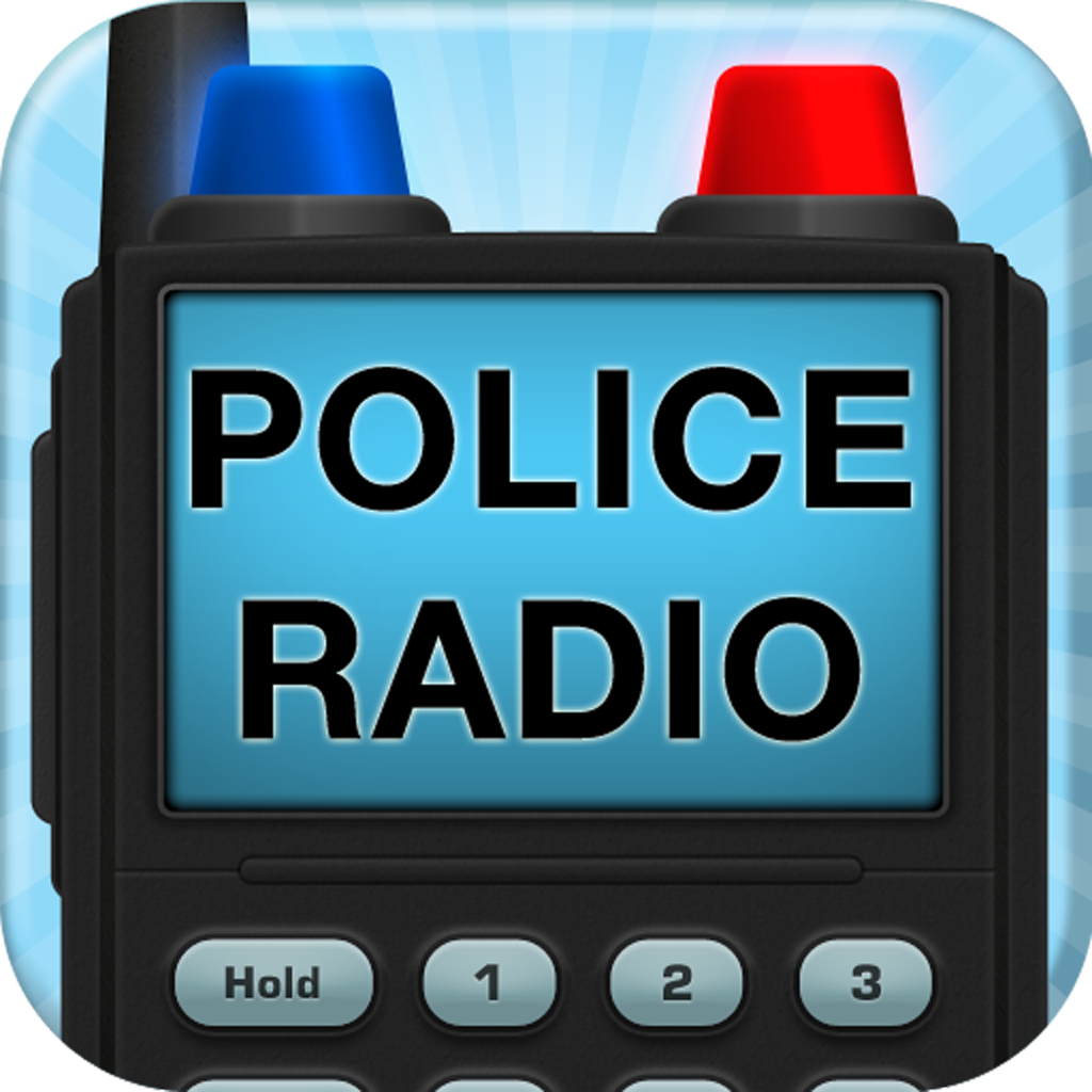 Police Radio+ Pro : Listen to live police, fire, ambulance, air traffic control and weather feeds