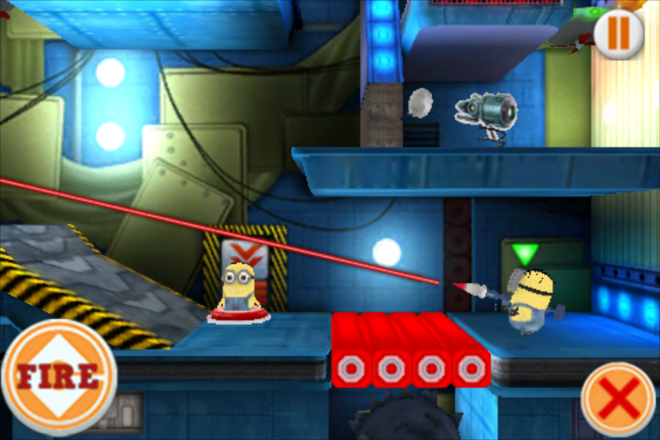 Despicable Me: Minion Mania Lite screenshot #4