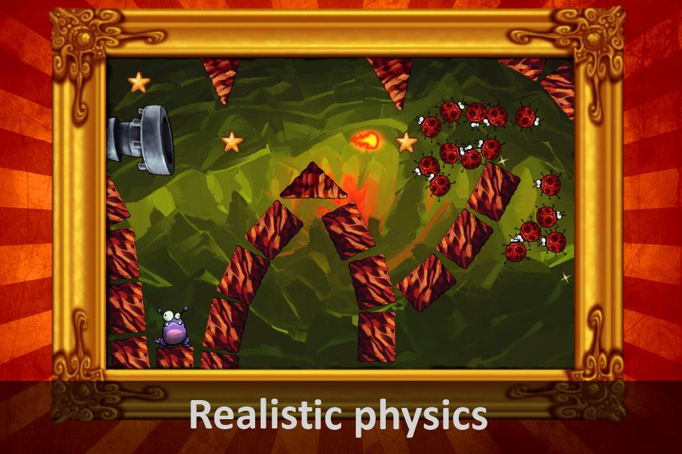 Monstaaa! screenshot 2