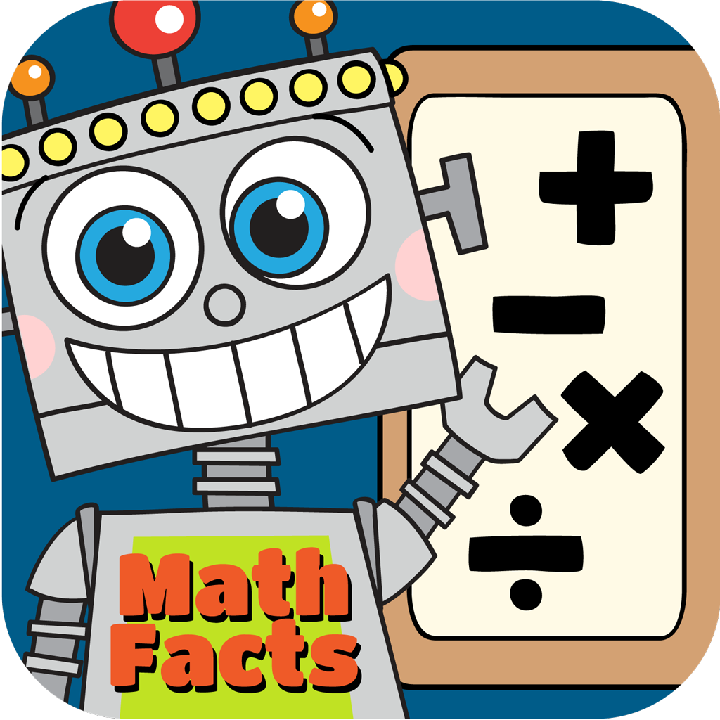SoGaBee's Math Facts Fun: Addition, Subtraction, Multiplication and Division
