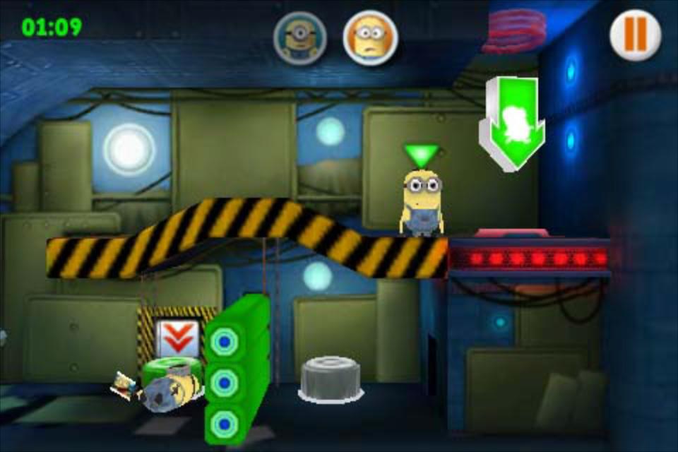 Despicable Me: Minion Mania Lite screenshot #2