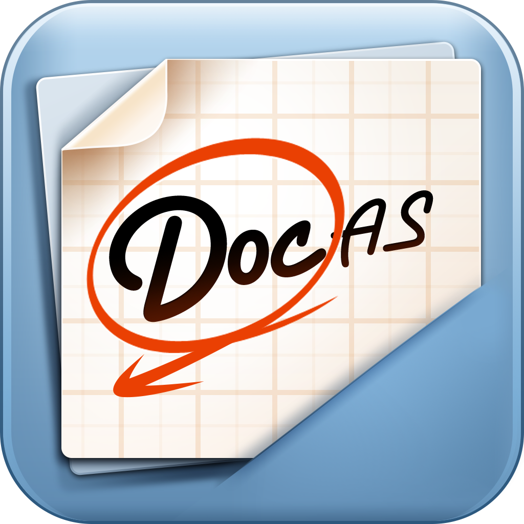 DocAS - Annotate PDF, Take Notes and Reader