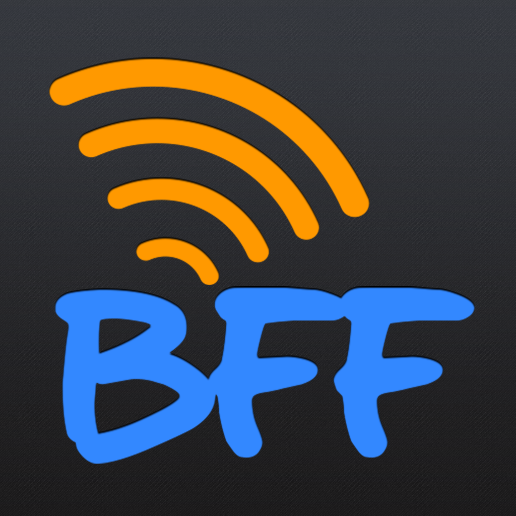 Broadcast for Friends (BFF) by Ustream - Stream Live Video to Your Friends or Fans icon