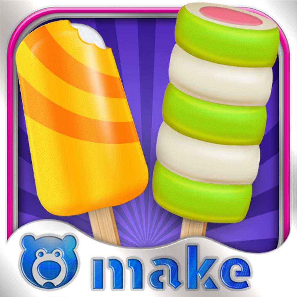 Ice Pop & Popsicle Maker by Bluebear