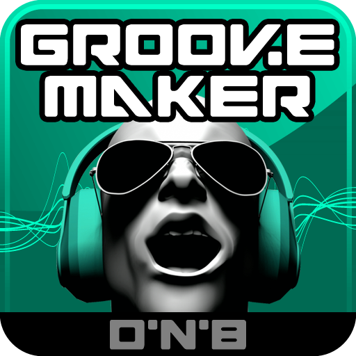 GrooveMaker D'n'B for iPad