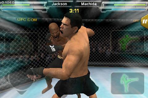 UFC® Undisputed™ screenshot #2