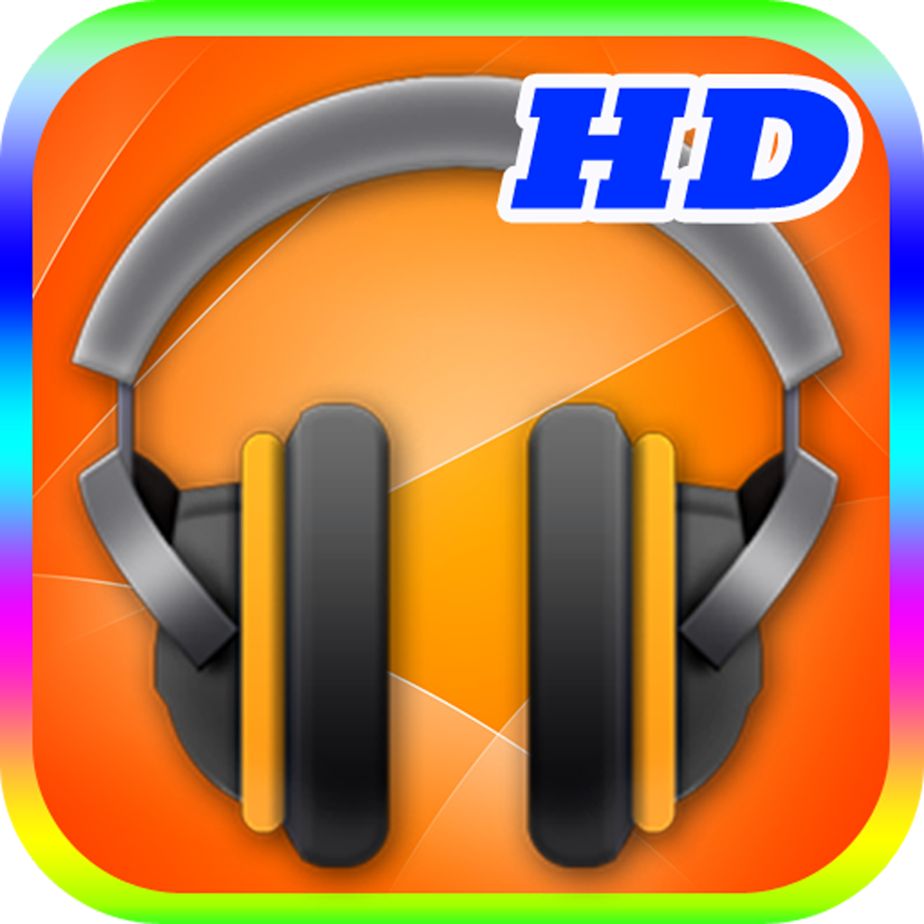 App for Google Music HD