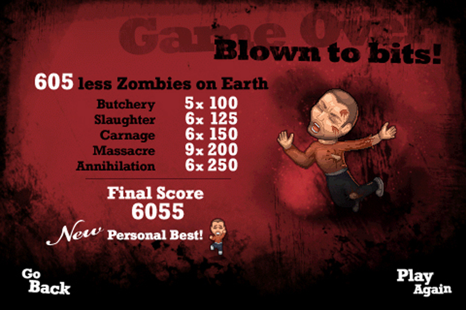 Zombies & Me screenshot #5