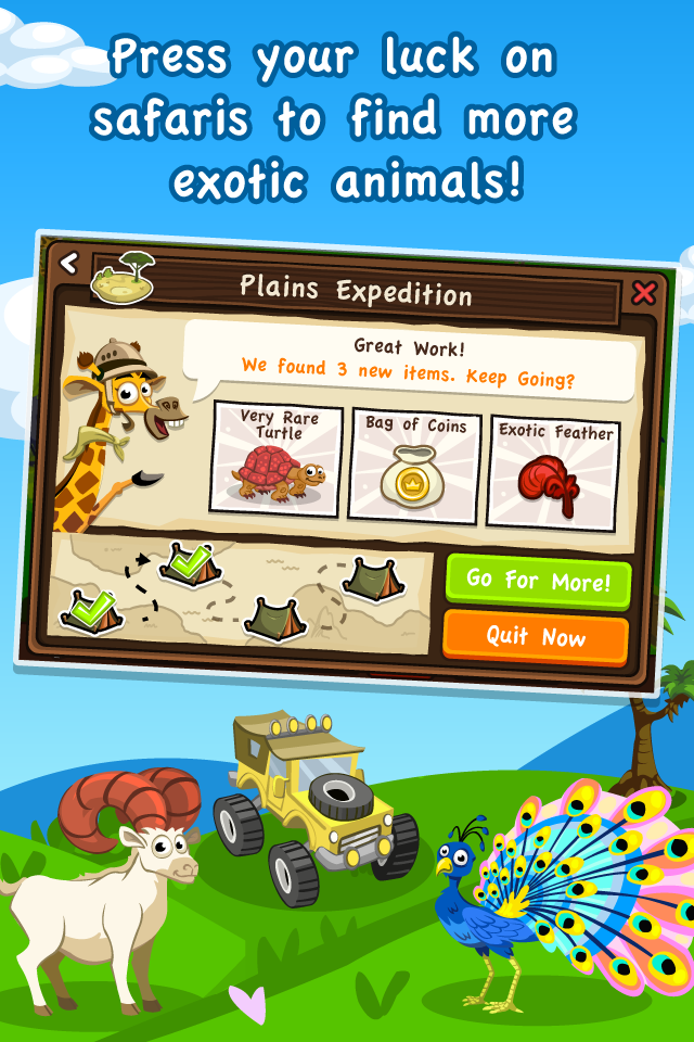 Dream Zoo screenshot #4
