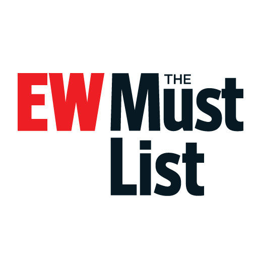 EW's Must List – from Entertainment Weekly