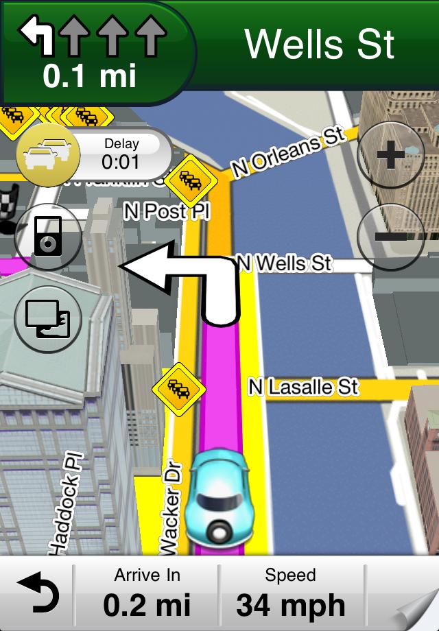 Garmin StreetPilot onDemand screenshot 1