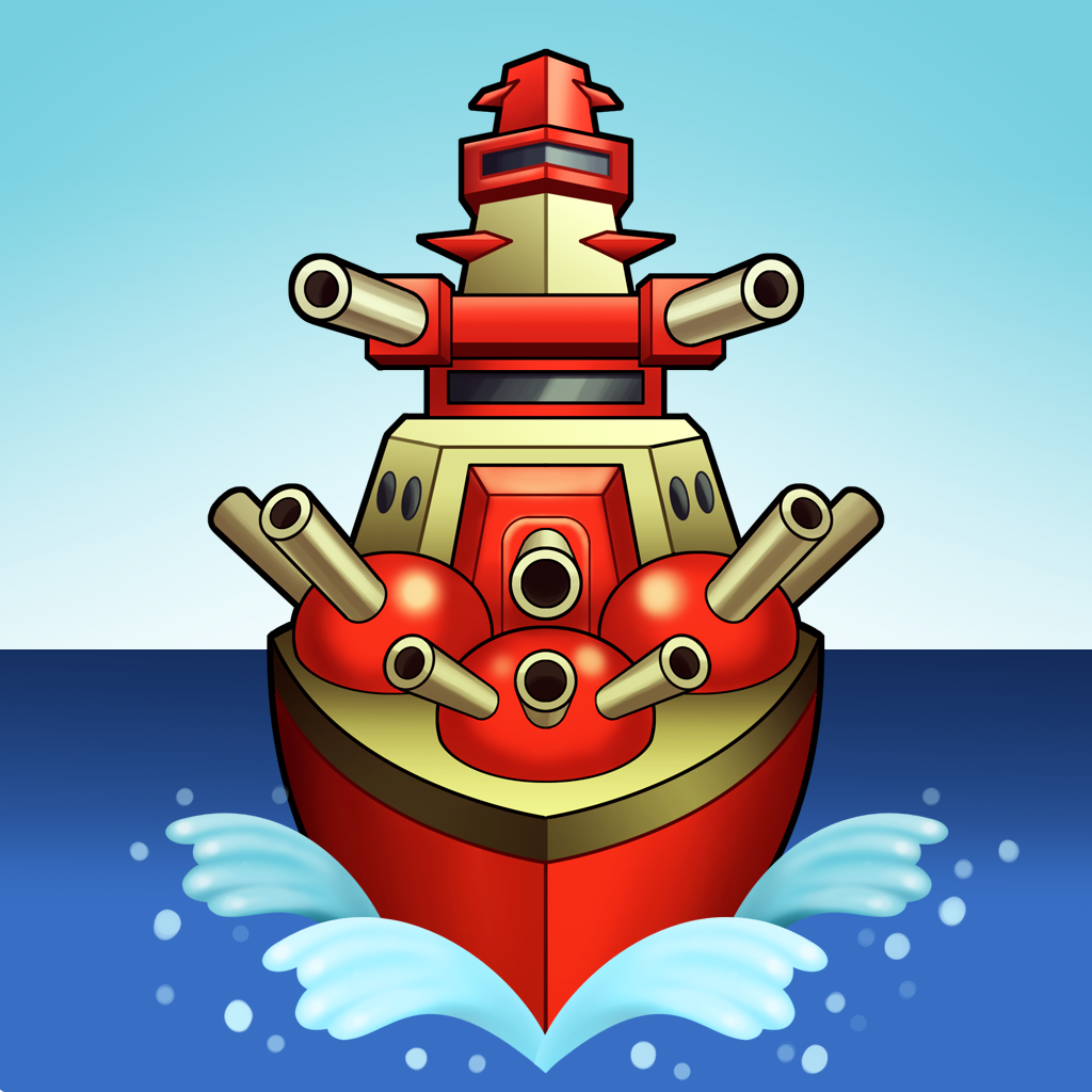 Naval Warfare Multi-shot