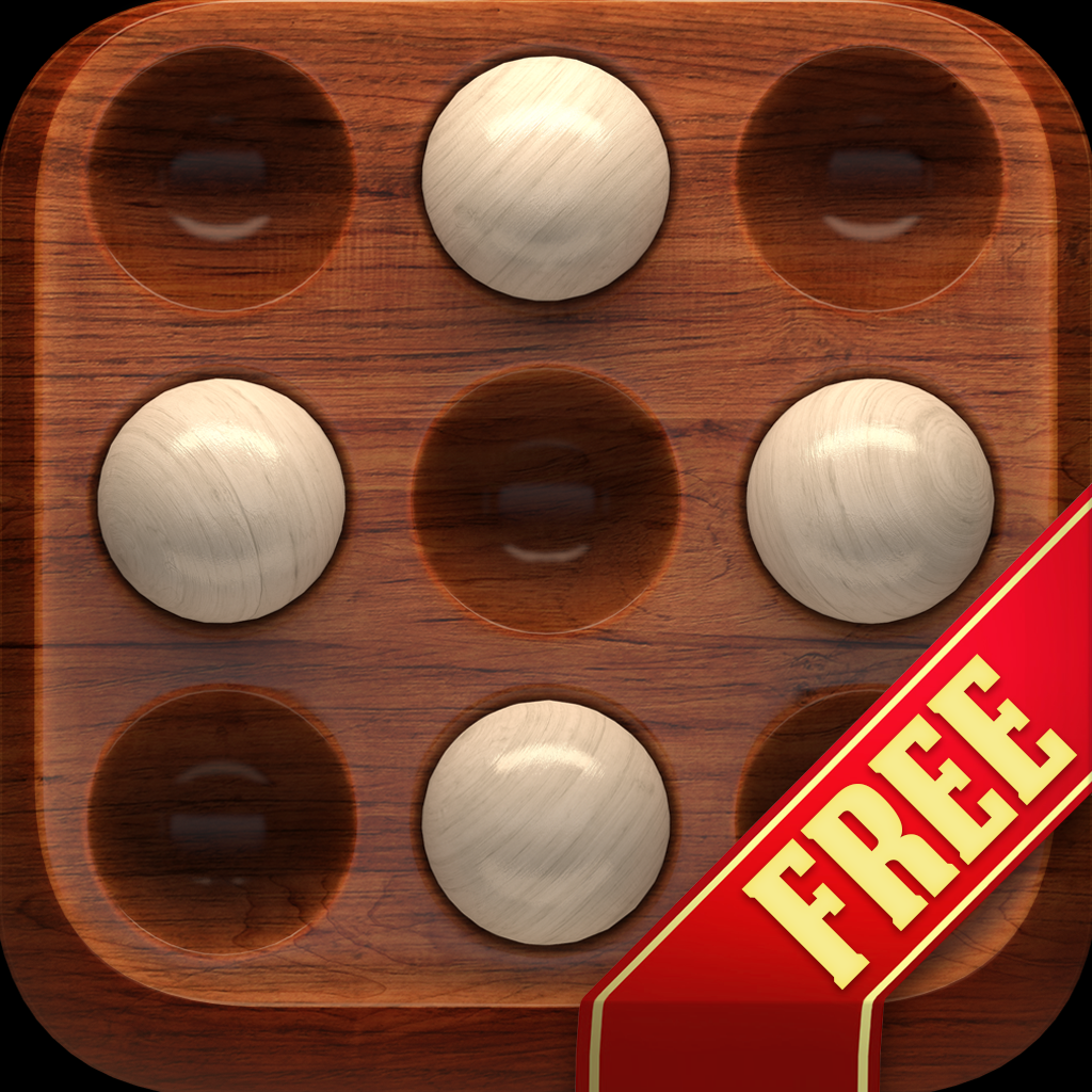 Madagascar Checkers - Peg Solitaire FREE
