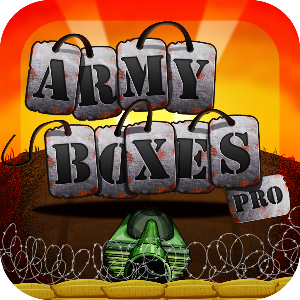 Army Boxes