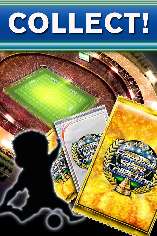 Football Stars Collection screenshot #2