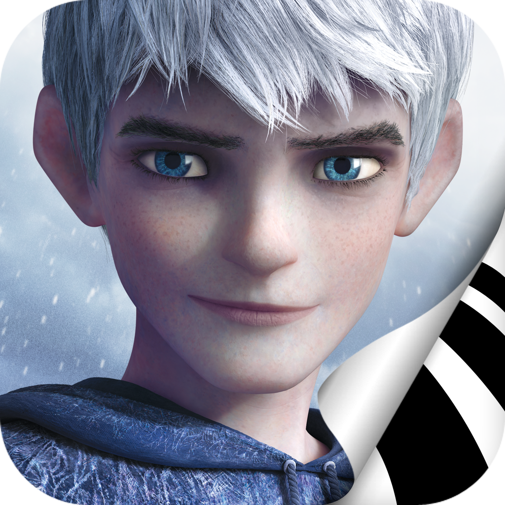 Rise of the Guardians Movie Storybook Deluxe
