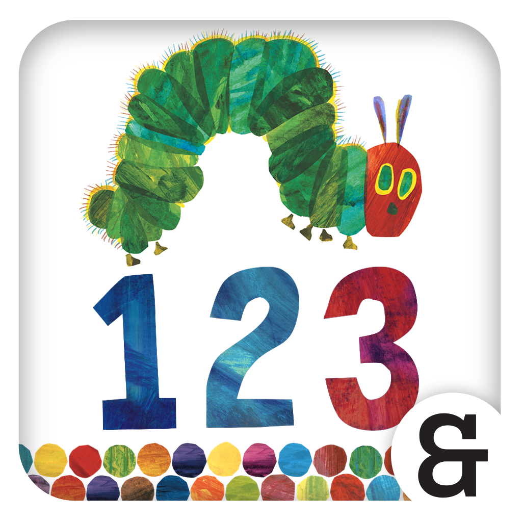 Counting with the Very Hungry Caterpillar for iPad