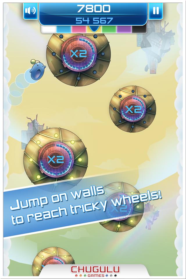 Rolling Jump screenshot 4