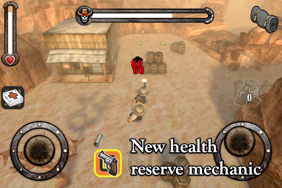 Cowboy Guns screenshot 5